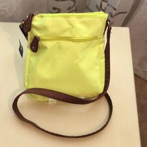 Crossbody bright bag